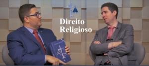 ESTAMOS NO YOUTUBE: CANAL DIREITO RELIGIOSO