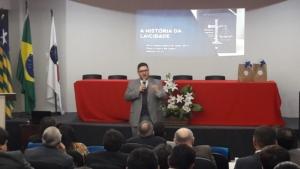 DR. JEAN REGINA PALESTRANTE NA COMISSÃO DE LIBERDADE RELIGIOSA DA OAB/PIAUÍ