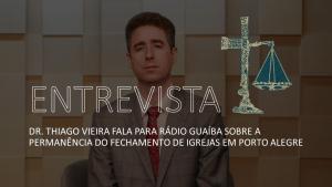 PORTO ALEGRE E O RETROCESSO NA LIBERDADE RELIGIOSA